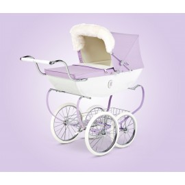 Snow Princess doll's pram
