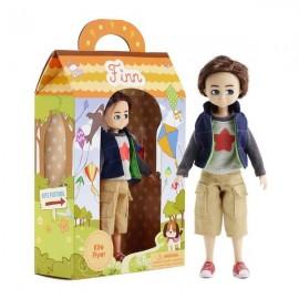 Кайт флайер кукла Финн
