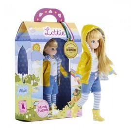 Кукла из грязных луж и...