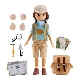 Кукла ископаемого охотника