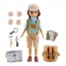 Fossil Hunter doll