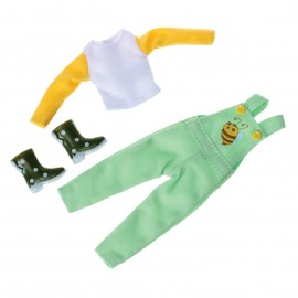Lottie clothes - bee yourself