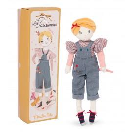 Кукла Mademoiselle Эглантин