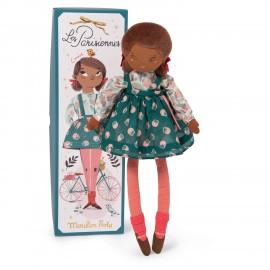 Mademoiselle Cerise doll