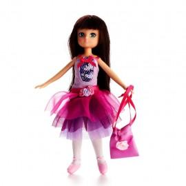 Spring ballerina doll