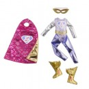 Lottie clothes - super hero