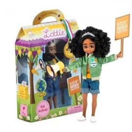 Mari Copeny kid activist doll