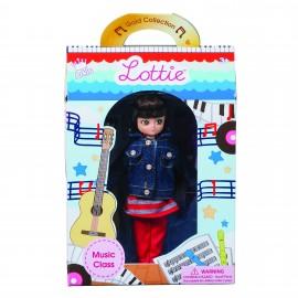 Кукла музыкального класса
