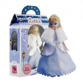 Кукла снежная королева