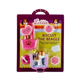 Lottie dog set - Beagle