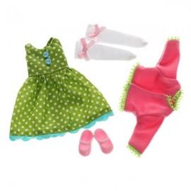 Одежда Lottie - Цветочная сила