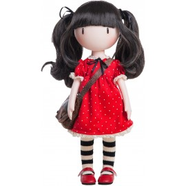 Santoro Gorjuss doll - Ruby