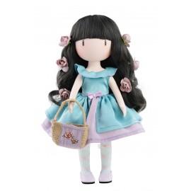 Santoro Gorjuss doll - Rosebud